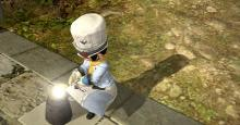 Crafter, Culinarian, Lalafell
