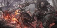 A Witcher needs to be a master fighter in order to survive