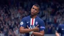 PSG fans are blessed in FIFA and the real game.