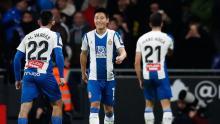 Lei Wu will forever be in La Liga record books