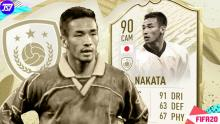 Nakata was a key player for his country