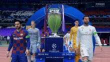 Take Your Superteam To The Champions League Final