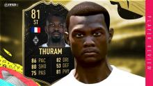 Strength pace and finishing, Thuram has the trinity