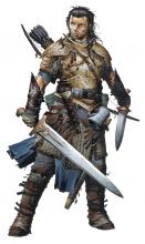 This rogue isn't about stealth, he is a smooth talker that can crush skulls when needed