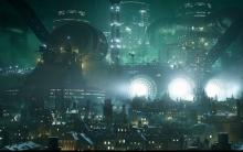 Final Fantasy VII Remake city