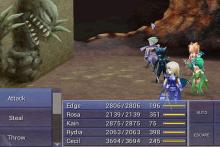 The DS version of the iconic FFIV