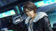The remastered version of Final Fantasy VIII brings depth and contrast to the Switch