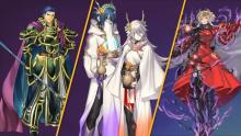 All your favorite characters join the fight in Fire Emblem Heros