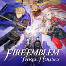 Cover art for Fire Emblem: Three Houses