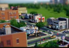 Building a whole city for your Sims could be the future.