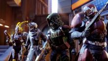 Black Armory weapons like the Galliard 42 XN7568 auto rifle are very effective in the Crucible and other PvP modes.