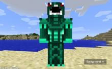 Download the Fish Lord Skin to become a creature inspired by the Creature From The Black Lagoon and rules the oceans with an iron fist.