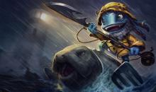 Fizz with his URF buddy