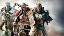 Choose a warrior and help them get to the top in For Honor