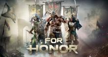 Choose your faction and customize your experience in For Honor.