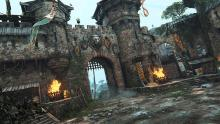 Castle gates featured in one of For Honor's amazing maps