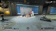 All Forge left behind was his deathbox...