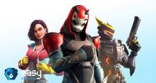 Fortnite loading screens sometimes showcase characters, locations, or helpful information.