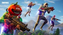 Each season new usable items are added, including jetpacks and vehicles.