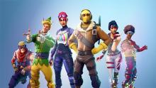 Fortnite's concurrent user has has exceeded 125 million total players