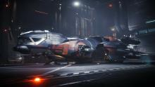 It may not be the best looker, but the Freelancer is a solid all around ship.