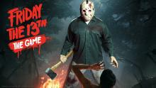 Friday 13th's very own Jason ready to kill.