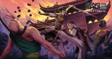 These badasses know how to take on their enemies using Kung Fu.
