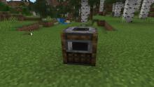 Use a smoker to cook food items!