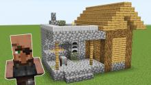 Furnaces can be found in blacksmith huts in villages as well.