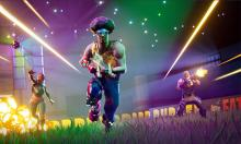 Funk Ops is ready to take down his enemies in a boogie wonderland.