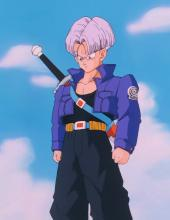 Following Gohan's death, Trunks uses a time-machine built by his mother Bulma to travel into the past and warn the Dragon Gang about the android threat. In doing so, his hope is to create a new timeline where the androids never win in the first place, as well as find a way to destroy his own timeline's androids.