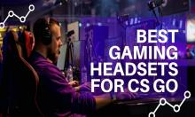 A thumbnail showing headsets being used in CSGO