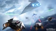 Fly an A-wing against the Empire.