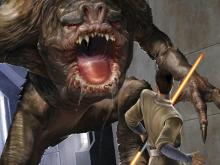 Battle iconic Star Wars monsters like the Rancor.