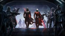 Meet powerful Sith lords from the old Legends Universe.