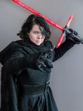 Make your own crossblade lightsaber and it can still be awesome.