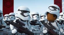 Sneak around as a Stromtrooper.