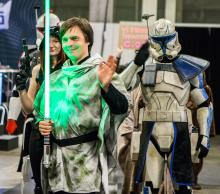 See the variety of Troopers and Luke's costumes.