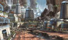 Visit interesting locales in the Star Wars galaxy.