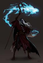 Drow often do anything for power.