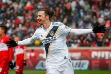 Zlatan Ibrahimović (86) is shines the brightest in LA Galaxy