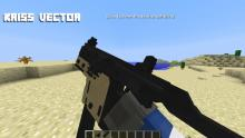 Run and gun with your friends in Minecraft, just don't be a camper.