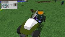 Experience the ultimate Red vs Blue game in Minecraft with this mod.