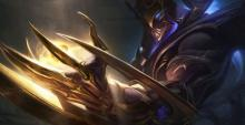One of Zed's most recent, and most popular skins