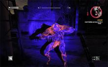 In the first Dying Light, shining a UV light at the infected slowed them down.