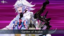 Merlin calls upon the healing powers of the Garden of Avalon
