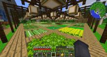 In Pam's Harvestcraft you need a huge farm in order to fit all of the crops you will collect!