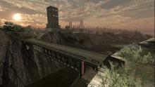 The destructible bridge