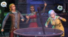 Sims 4 Witchcraft Career Mod