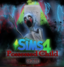 Sims 4 Possessed Child Mod